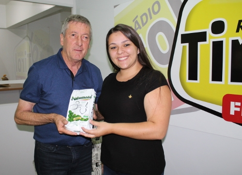 Presidente da CIC Vale do Taquari - Pedro Antonio Barth